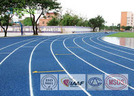 Laaf Sandwich Type Outdoor Sports Field For High School Running Tracks
