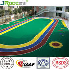 China Anti UV Epdm Granules Flooring Pollution Free For Kids Amusement Park factory