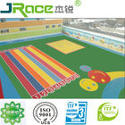 Environmental Colorful EPDM Rubber Flooring For Kindergarten Playground