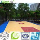 Multi Purpose Indoor Basketball Court Maple Sports Flooring ITF Certificated